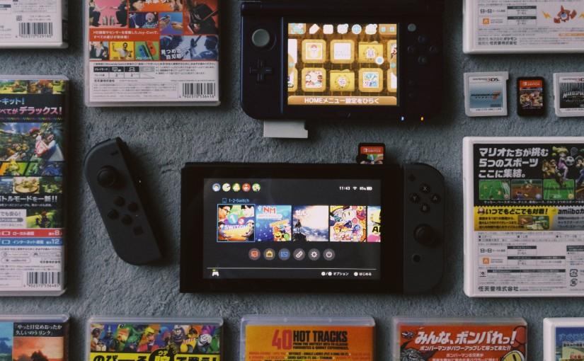 雖然不怎麼玩遊戲,但 Nintendo Switch卻是我半年來最值的一次消費
